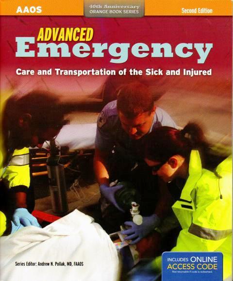 EMT-Intermediate Books