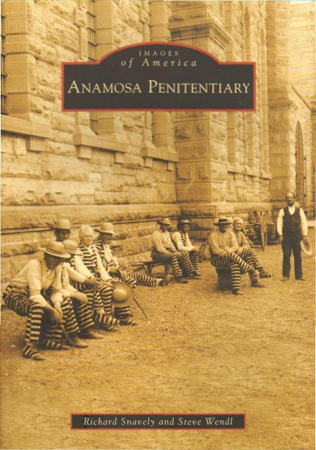 Inside Anamosa State Penitentiary Anamosa Iowa Penitentiary