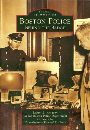 Boston Police Behind the Badge