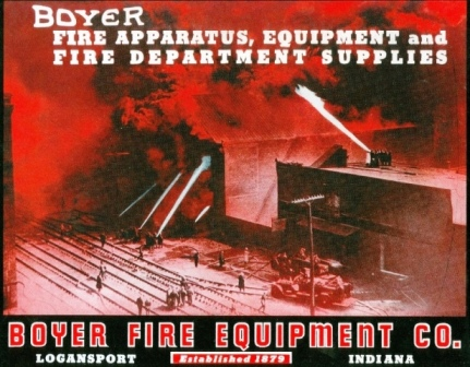 Boyer Fire Apparatus Company