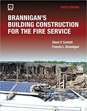 Brannigan's Building Construction for the Fire Service, 6th edition 9781284177312