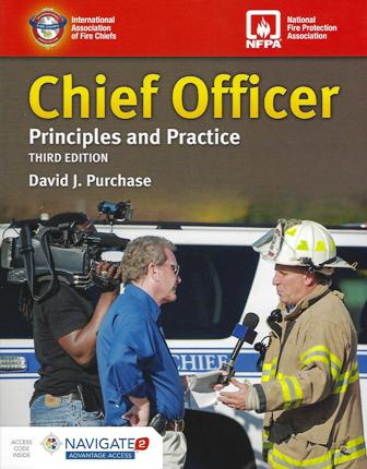 Chief Officer: Principles and Practice, 3rd edition