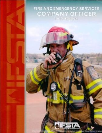 fire department company officer 5th edition