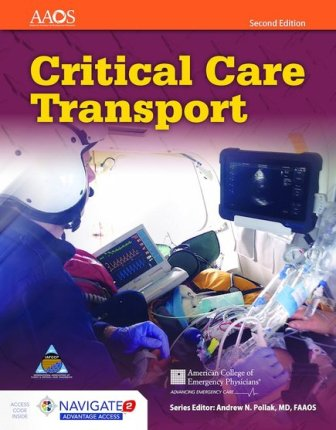 Critical Care Transport 2nd edition
