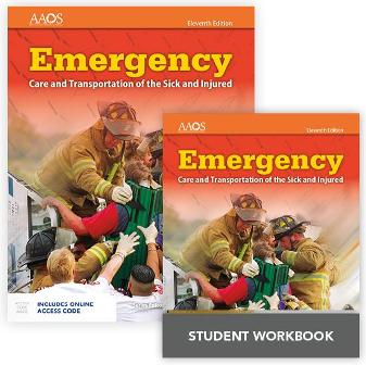 Emergency Care and Transportation of the Sick and Injured 11th edition Text w/ Essentials Access & Student Workbook Set