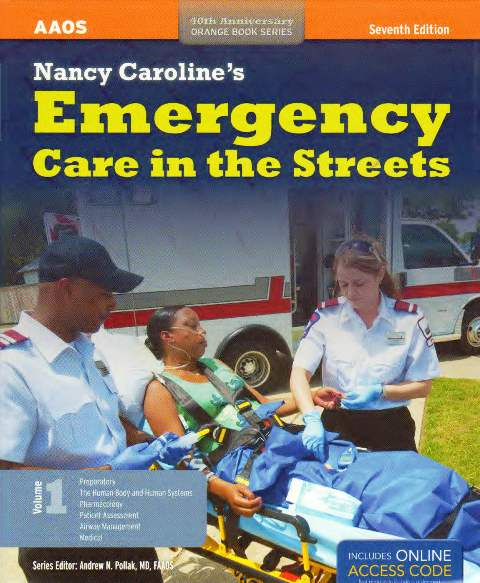 Emergency Care in the Streets, 7/e