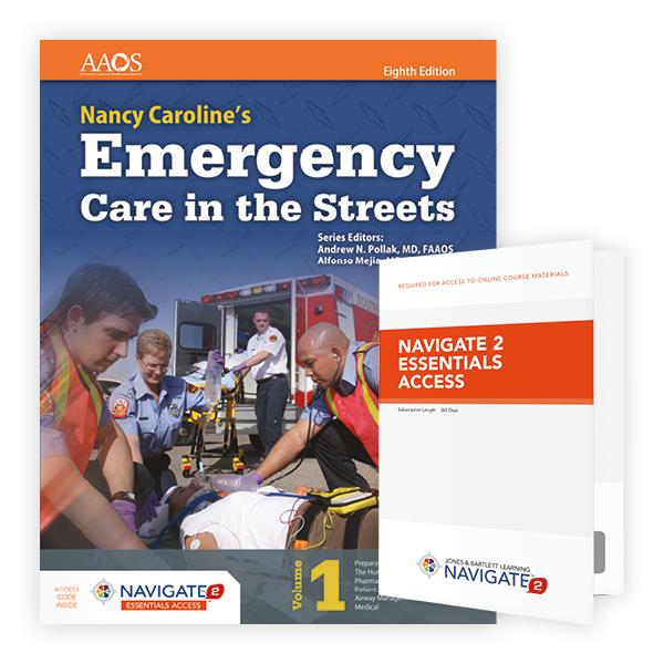 Emergency care in the streets 8e fandeluxe Images
