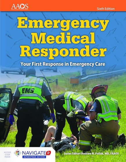 Emergency Medical Responder 6th edition