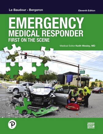 Emergency Medical Responder: First on Scene 11th edition