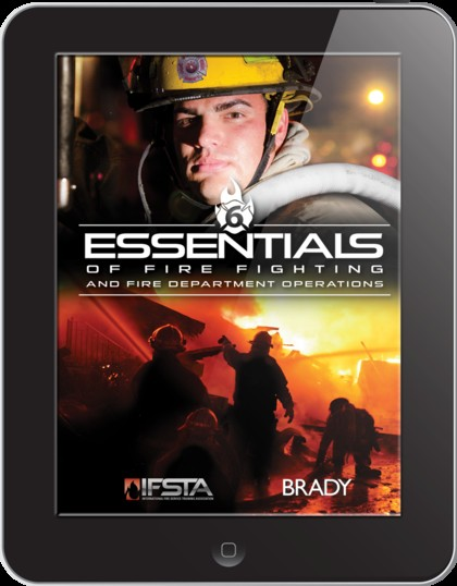Essentials of Fire Fighting and Fire Department Operations, 6/e eBook