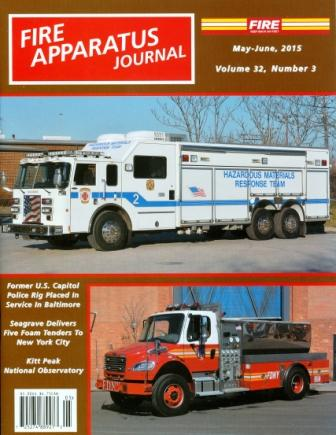 Fire Apparatus Journal, May-June 2015