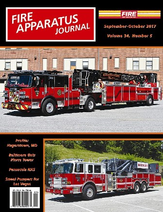 Fire Apparatus Journal, September - October 2017