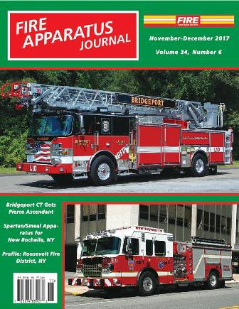 Fire Apparatus Journal, November - December 2017