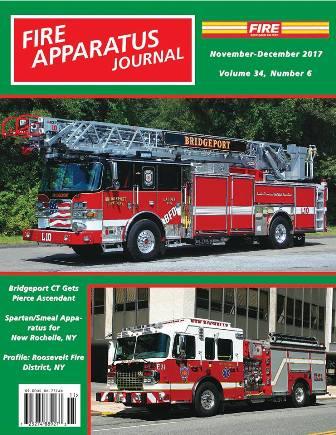 Fire Apparatus Journal, November - December 2017