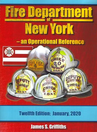 FDNY Operational Reference 12th edition