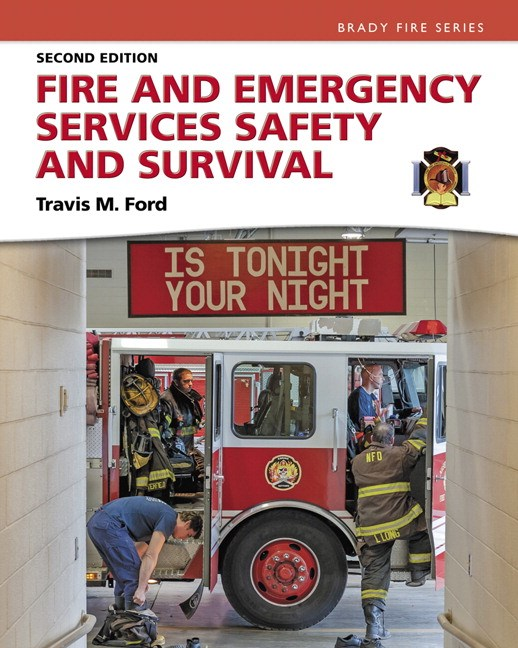 BF3592 Fire and Emergency Services Safety & Survival, 2/e