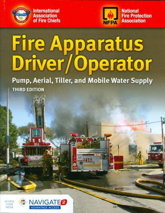 Fire Department Pumper And Aerial Operator Exam Prep 5th