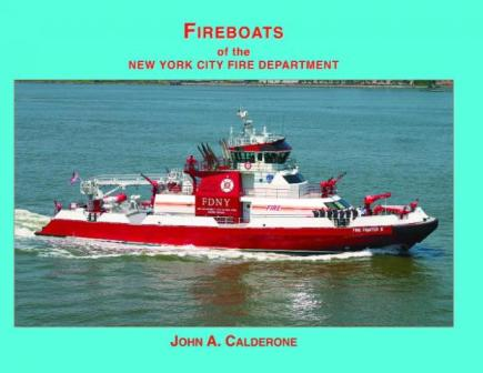 Fireboats of the NYC Fire Department