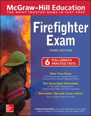 Firefighter Exams 3rd edition