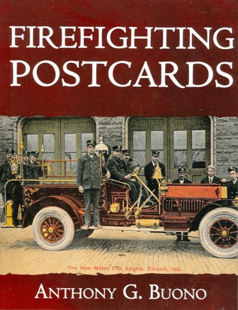 Firefighting Postcards