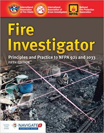 Fire Investigator 5th edition