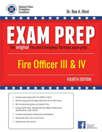 Fire Officer III & IV Exam Prep