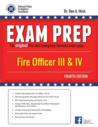 Fire Officer III & IV Exam Prep