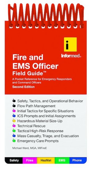 BF7728 Fire and EMS Officer Field Guide