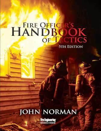 Fire Officer's Handbook of Tactics, 5th ed