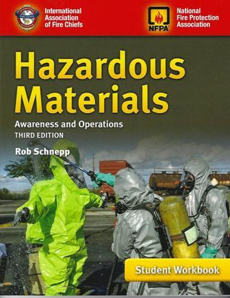 Hazardous Materials Awareness and Operations Third Edition Student Workbook