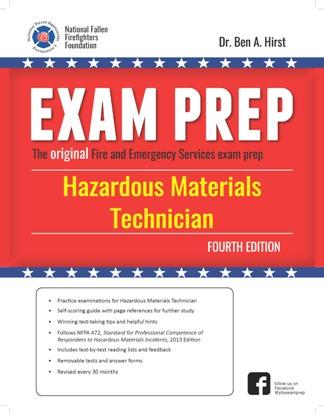 HazMat Technician Exam Prep