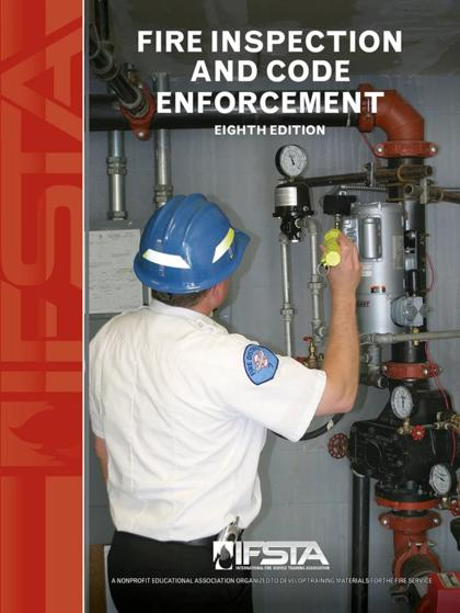 Fire Inspection and Code Enforcement, 8th Edition + USB
