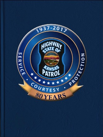 Kansas Highway Patrol 80th Anniversary