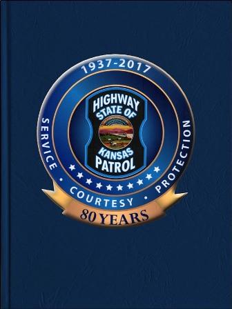 Kansas Highway Patrol 80th Anniversary