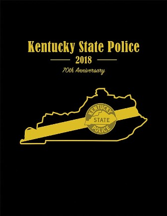 Kentucky State Police 2018 70th Anniversary