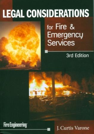 Legal Considerations for Fire and Emergency Services, 3/e