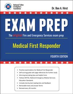 BM5664 Medical First Responder Exam Prep