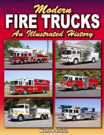 Modern Fire trucks
