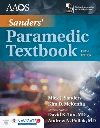 Sanders' Paramedic Textbook 5/e