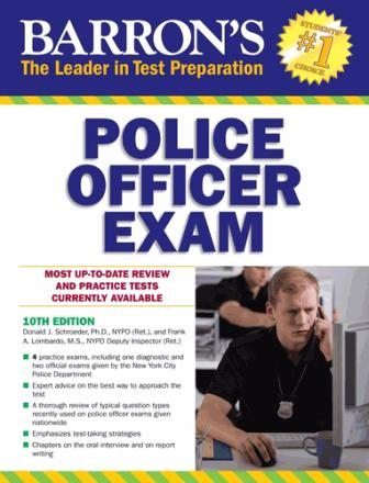 Police Officer Exam 10/e