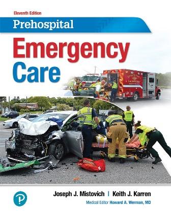 Prehospital Emergency Care, 11th ed