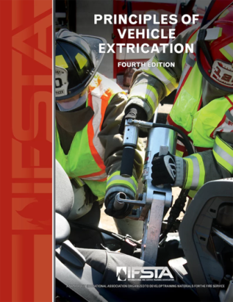 Principles of Vehicle Extrication, 4th edition text