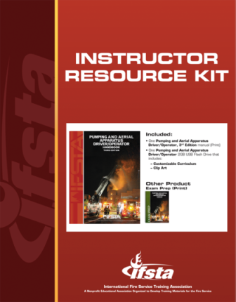 Pumping Apparatus Instructor Resource Kit