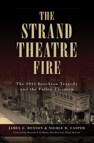 The Strand Theatre Fire Brockton