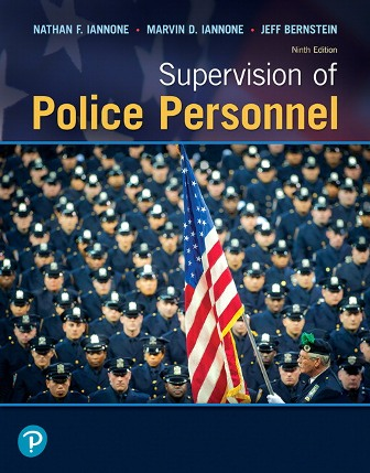 Supervision of Police Personnel, 9th Edition