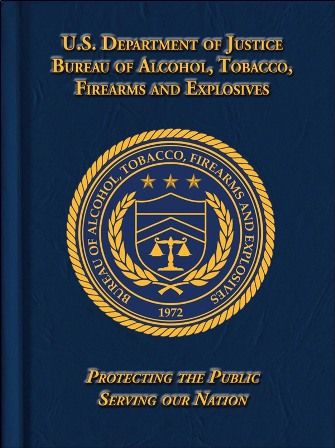 ATF Commemorative History & Pictorial Book