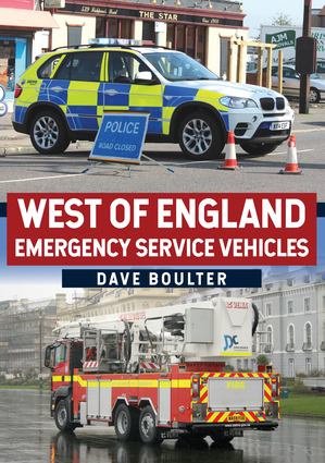 West of England Emergency Service Vehicles