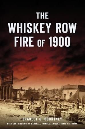 The Whiskey Row Fire of 1900