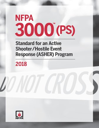 NFPA 3000 2018 edition
