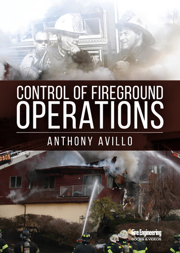 Control of Fireground Operations